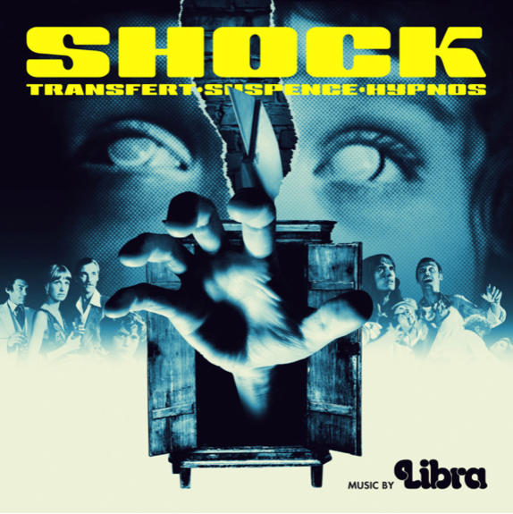 Libra: Shock (Original Soundtrack): Limited Edition Clear Vinyl [Embossed]