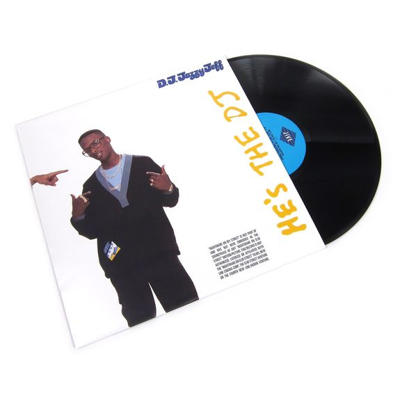 DJ Jazzy Jeff x The Fresh Prince: He's the DJ, I'm the Rapper