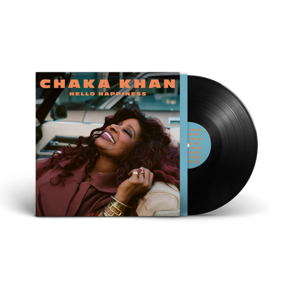 Chaka Khan: Hello Happiness: LP