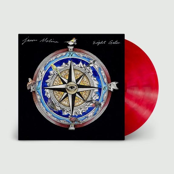 Jason Molina: Eight Gates: Limited Edition Shortcake Splash Vinyl