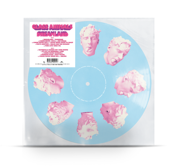 Glass Animals: Dreamland Picture Disc