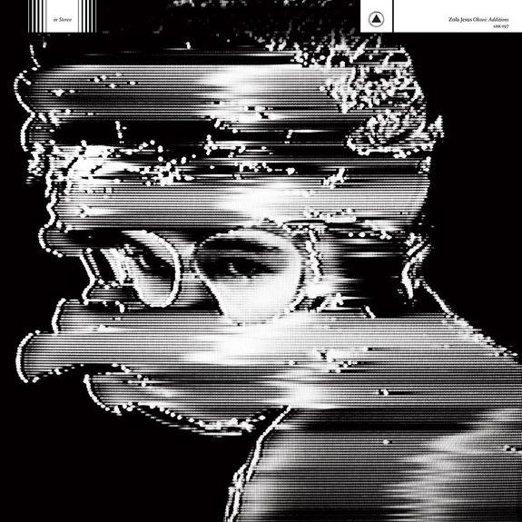 Zola Jesus: Okovi: Additions: Gray & Black Starburst Vinyl