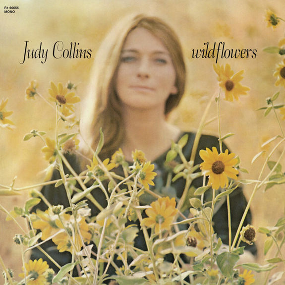 Judy Collins: Wildflowers: Opaque Yellow Vinyl