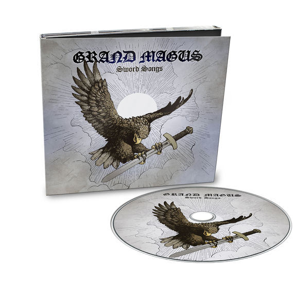 Grand Magus: Sword Songs: Limited Edition Digipack