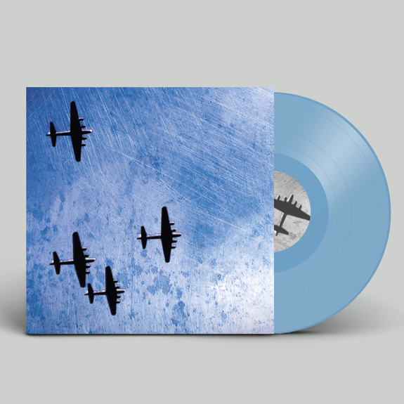 Richard Thompson: The Cold Blue (Original Motion Picture Soundtrack): Limited Edition Sky Blue Vinyl