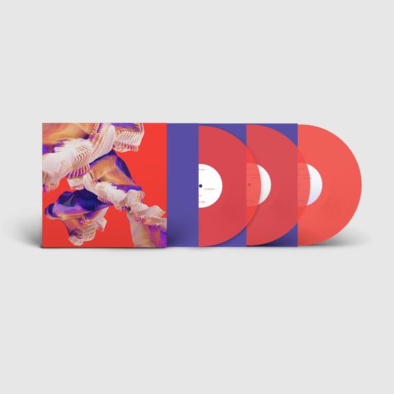 Bicep: Isles: Signed Exclusive Deluxe Triple Vinyl