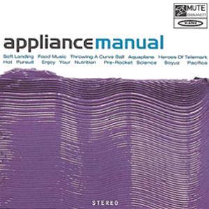Appliance: Manual