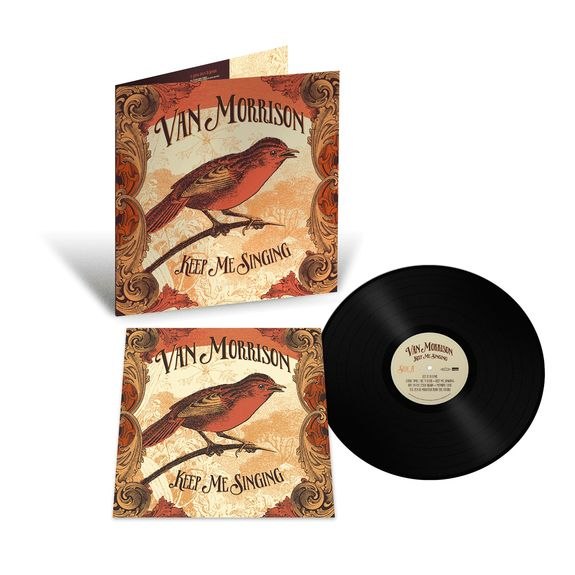 Van Morrison: Keep Me Singing Lenticular LP