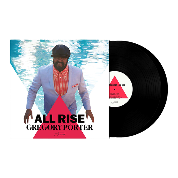 Gregory Porter: All Rise Double Vinyl
