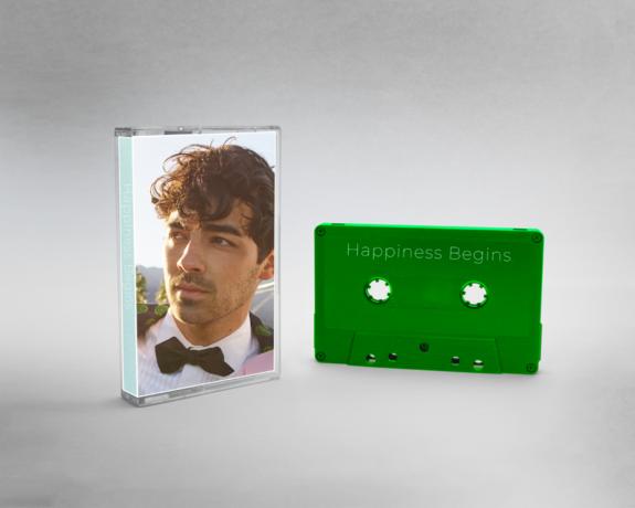 Jonas Brothers: Happiness Begins Cassette - Exclusive Joe Version