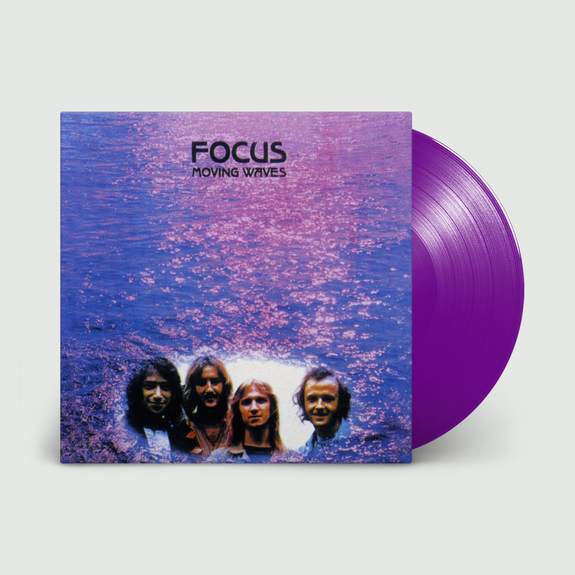 Focus: Moving Waves: Limited Edition Purple Vinyl