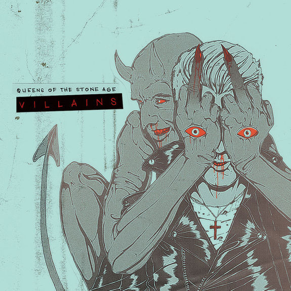 Queens Of The Stone Age: Villains: Alternative Cover Etched Vinyl