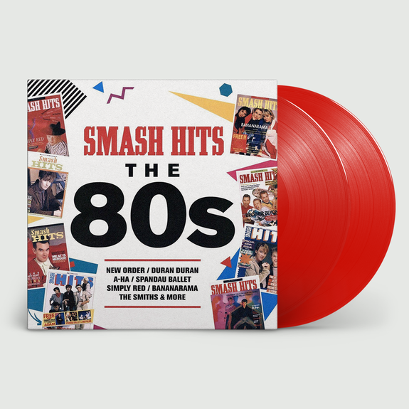Various Artists: Smash Hits 80s: Limited Edition Red Vinyl