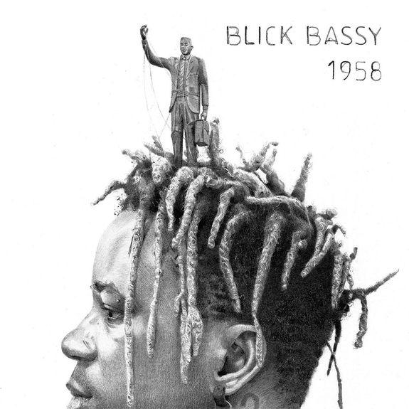 Blick Bassy: 1958