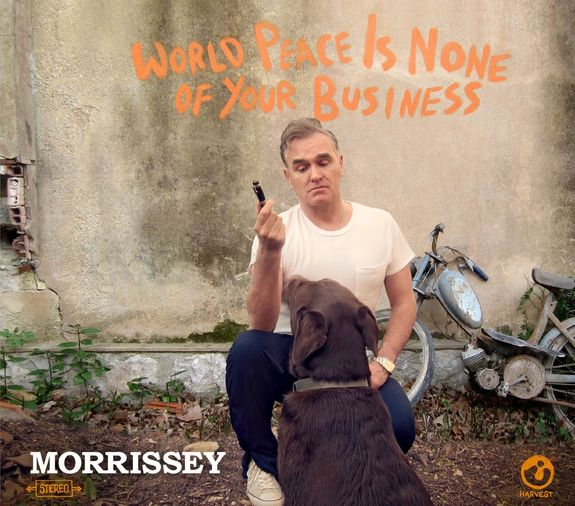 Morrissey: World Peace Is None of Your Business Box Set