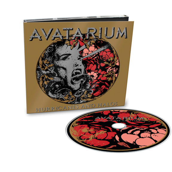 Avatarium: Hurricanes And Halos: Ltd. Digipak