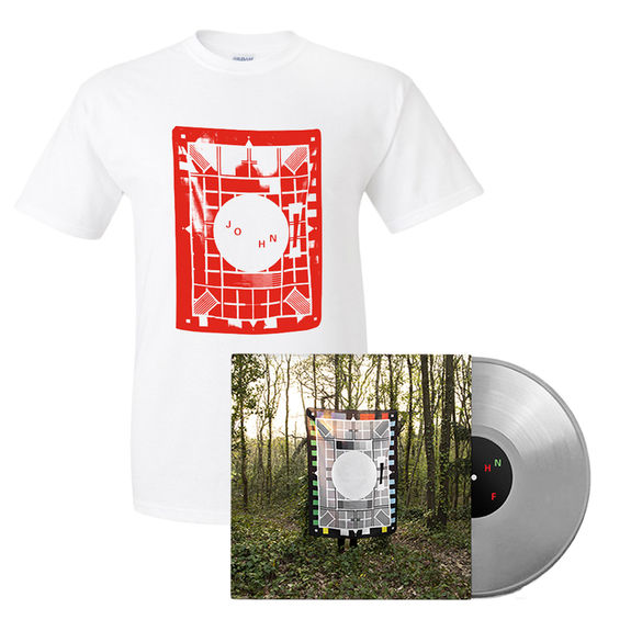 JOHN: Out Here On The Fringes Limited T-Shirt Bundle