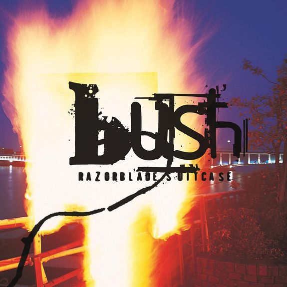 Bush: Razorblade Suitcase