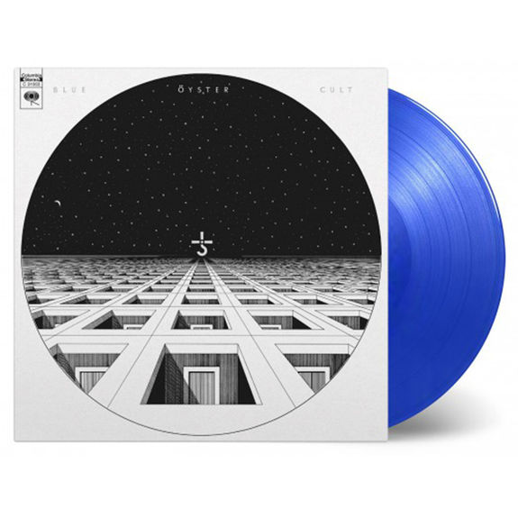 Blue Öyster Cult: Blue Öyster Cult: Limited Edition Coloured Vinyl