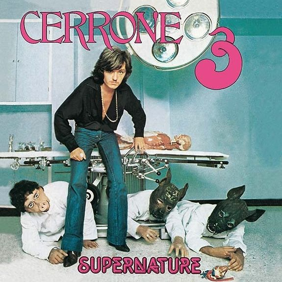 Cerrone: Supernature