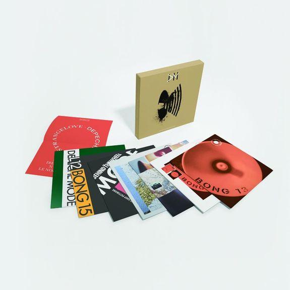 "Depeche Mode: Music For The Masses: The 12"" Singles"