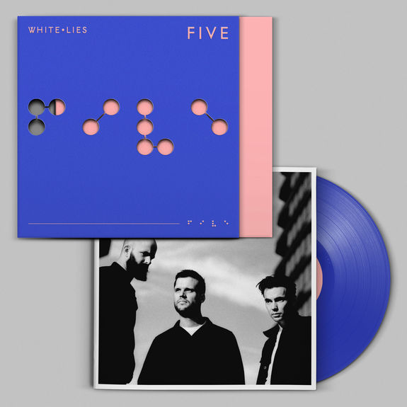 White Lies: FIVE: Signed Deluxe Edition
