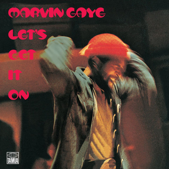 Marvin Gaye: Lets Get It On