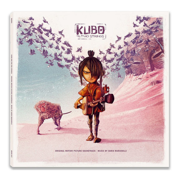 Dario Marianelli: Kubo And The Two Strings: Original Soundtrack