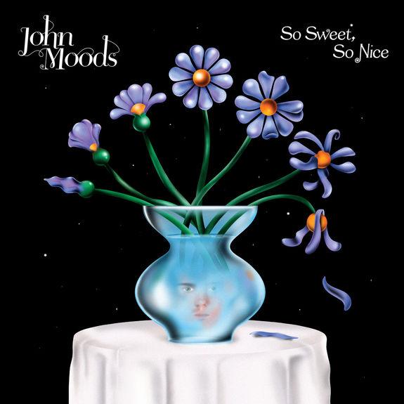 John Moods: So Sweet So Nice: Black Vinyl LP