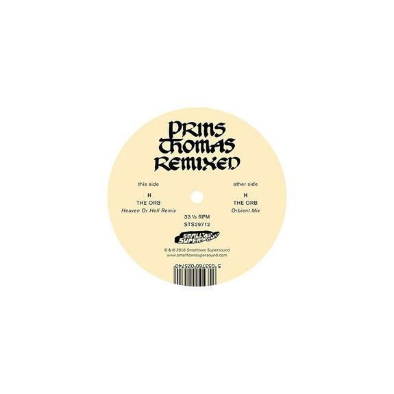 Prins Thomas: The Orb Remixes