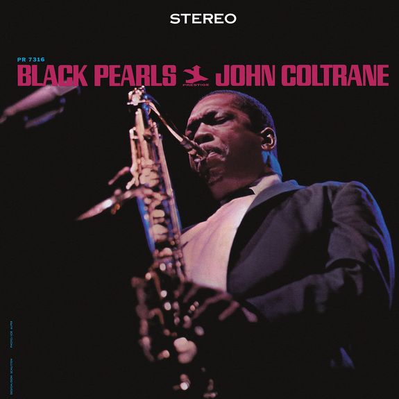 John Coltrane: Black Pearls