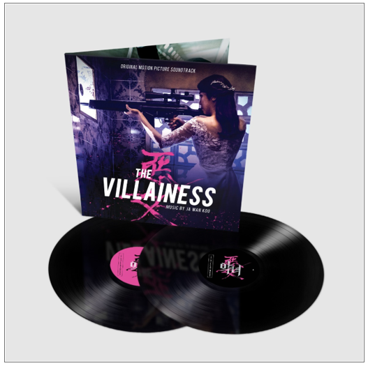 Ja Wan Koo: The Villainess: Official Soundtrack