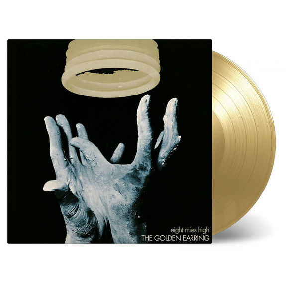 Golden Earring: Eight Miles High: Limited Edition Gold Vinyl