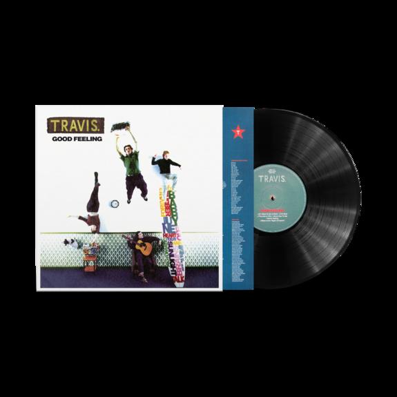 Travis: Good Feeling: Black Vinyl