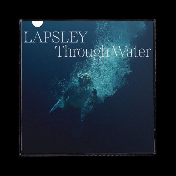 Låpsley: Through Water: Signed Exclusive Clear Vinyl