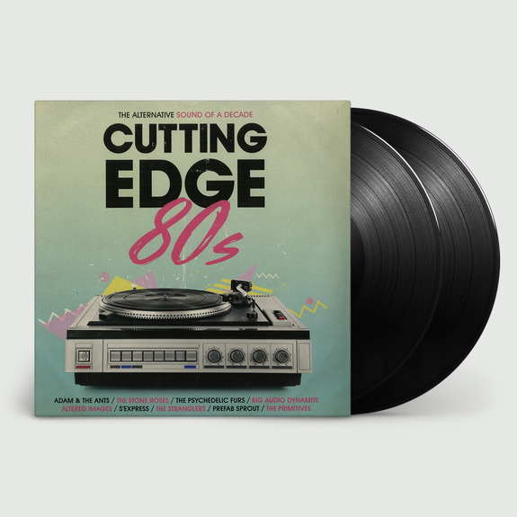 Various Artists: Cutting Edge 80s: The Alternative Sound of the Decade