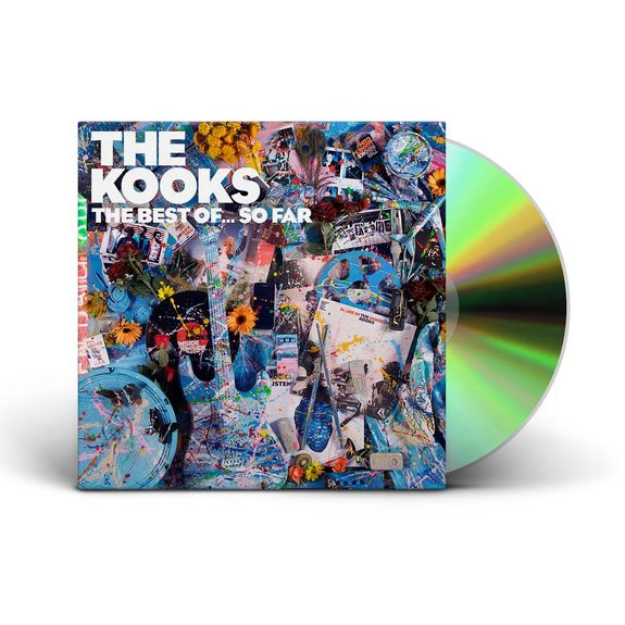 The Kooks: The Best Of... So Far Deluxe - Signed