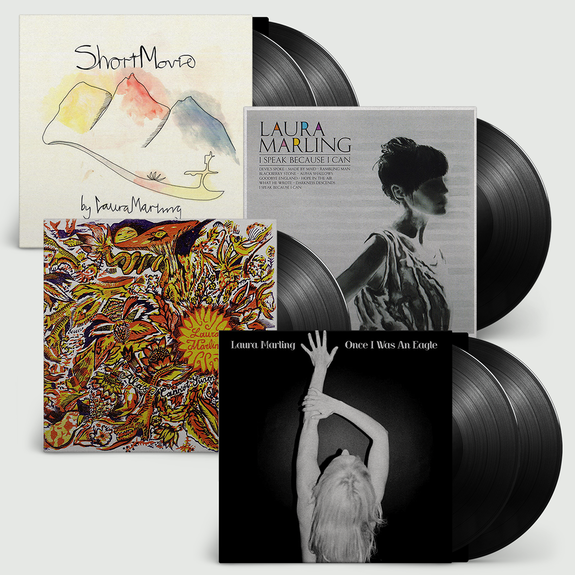 Laura Marling: Laura Marling, the EMI Years: Vinyl Bundle