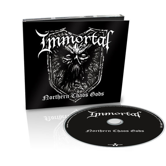 Immortal: Northern Chaos Gods: Limited Digipack