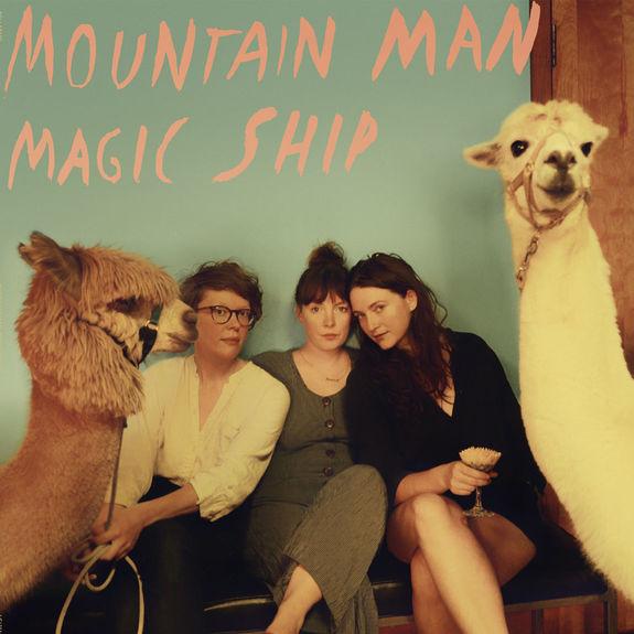 Mountain Man: Magic Ship: Clear Vinyl LP