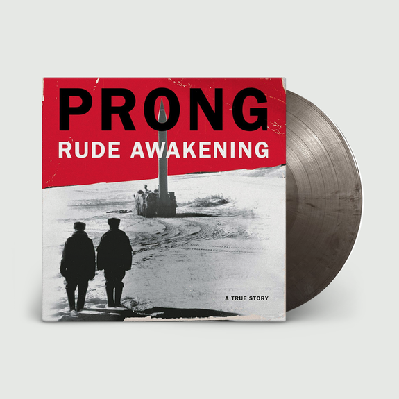 Prong: Rude Awakening: Limited Edition Black + Silver Marbled Vinyl