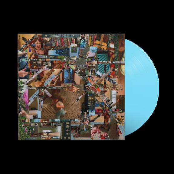 Lou Barlow: Reason To Live: Light Blue Vinyl LP + Signed Print