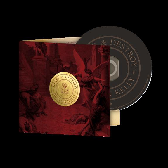 Ruston Kelly: Shape & Destroy CD