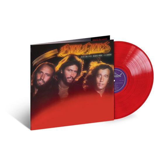 Bee Gees: Spirits Having Flown: Exclusive Red Vinyl