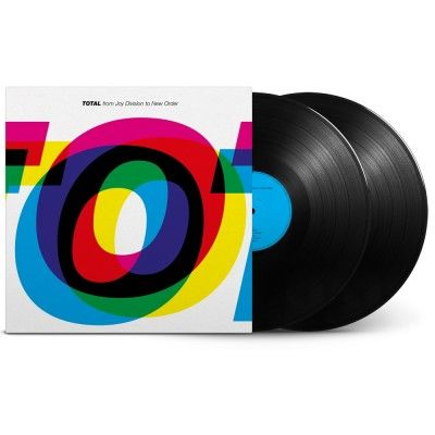 Joy Division: TOTAL: From Joy Division to New Order - Double 180g Vinyl