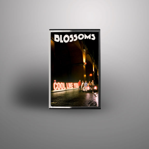 Blossoms: Cool Like You D2C Cassette (Signed)