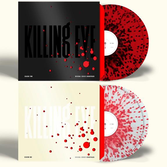 Various Artists: Killing Eve, Seasons 1 & 2: Limited Edition Splatter Vinyl Bundle