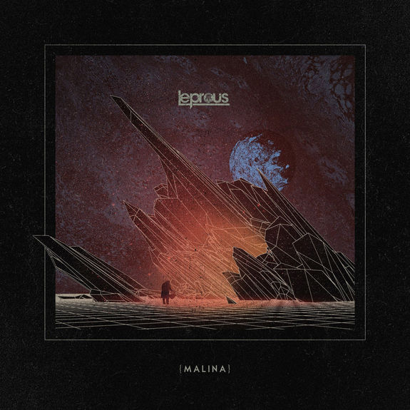 Leprous: Malina: Mediabook CD + Signed Postcard
