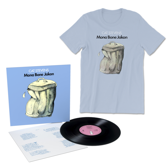 Yusuf: Mona Bone Jakon LP Bundle