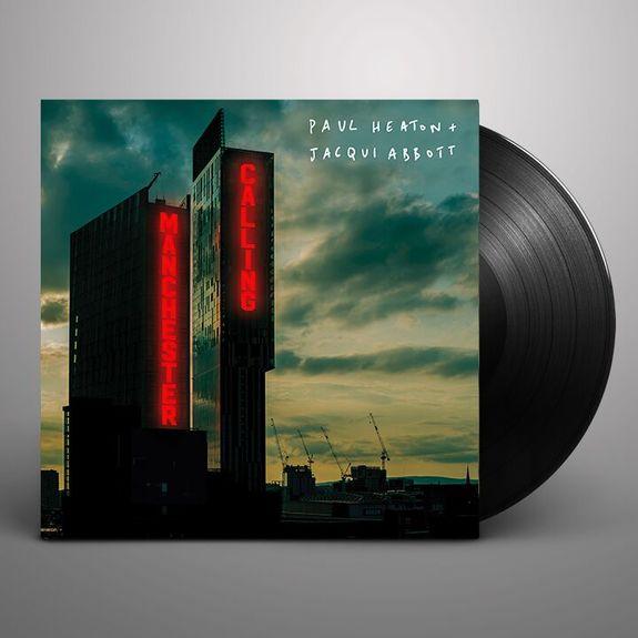Paul Heaton & Jacqui Abbott: Signed Manchester Calling LP (Double Vinyl)